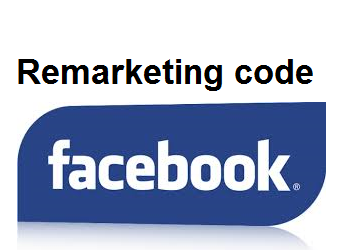 קוד רימרקטינג פייסבוק